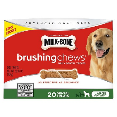 Milk-Bone Brushing Chews Large 26.9oz