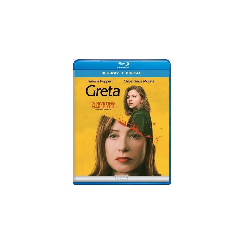 Greta (Blu-ray), Movies