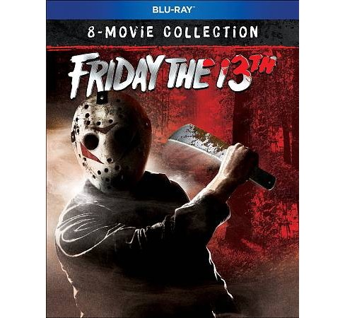 Friday The 13th The Ultimate Coll 1-8 (Blu-ray) - image 1 of 1