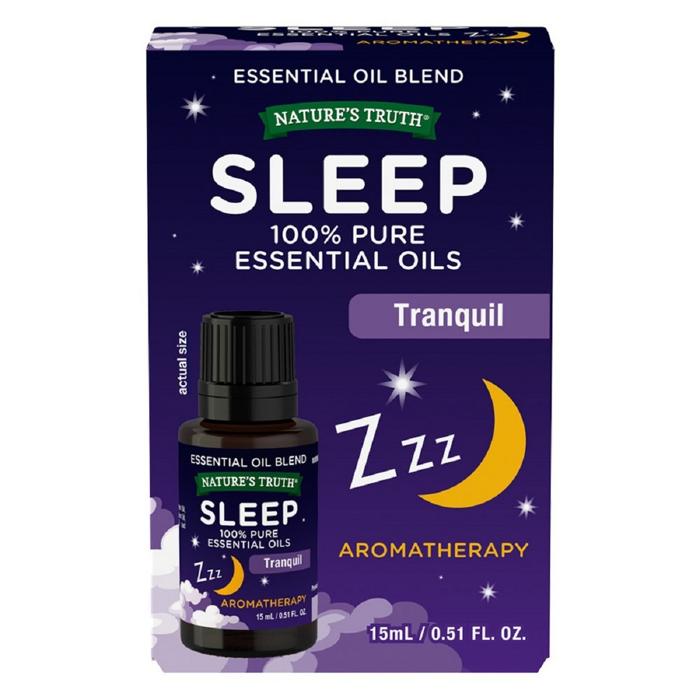 Nature's Truth Sleep Aromatherapy Essential Oil Blend - 15ml