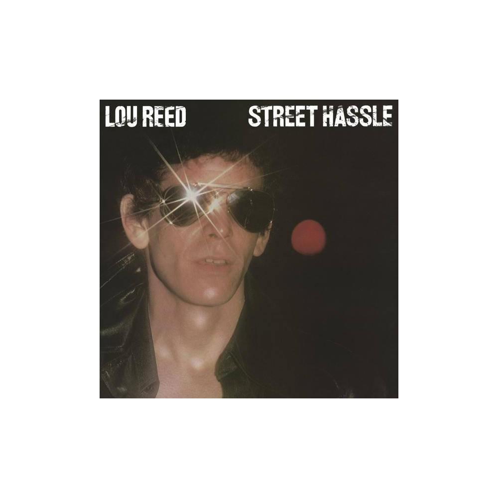 Lou Reed Street Hassle Vinyl