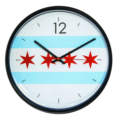 Chicago Lighthouse Decorative Wall Clocks - image 1 of 2