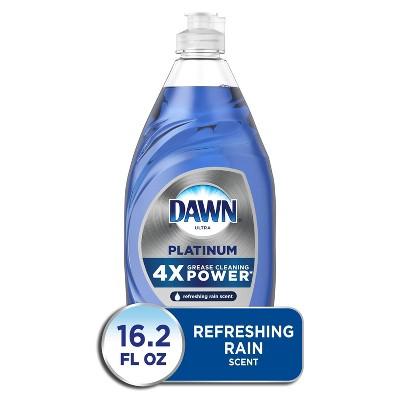 Dawn Ultra Platinum Refreshing Rain Scented Dishwashing Liquid