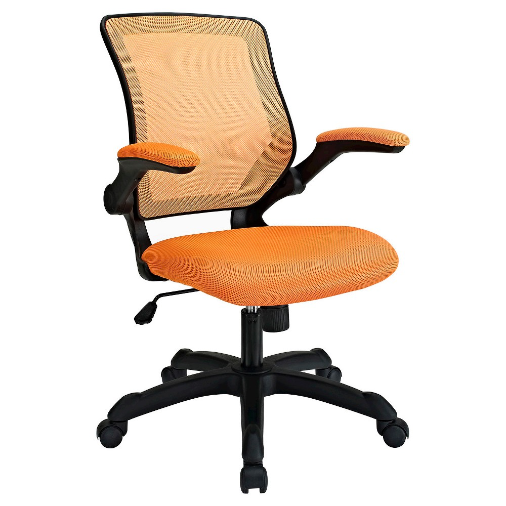 Low Price Office Chair Modway Orange