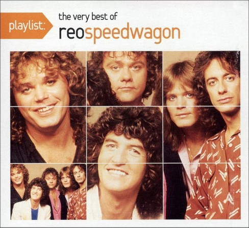 Playlist: The Very Best of REO Speedwagon - image 1 of 1