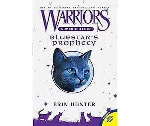 Bluestar's Prophecy (Reprint) (Paperback) (Erin Hunter) - image 1 of 1