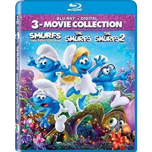 The Smurfs 2, The Smurfs(2011) /The Lost Village - Set(Blu-ray) - image 1 of 1