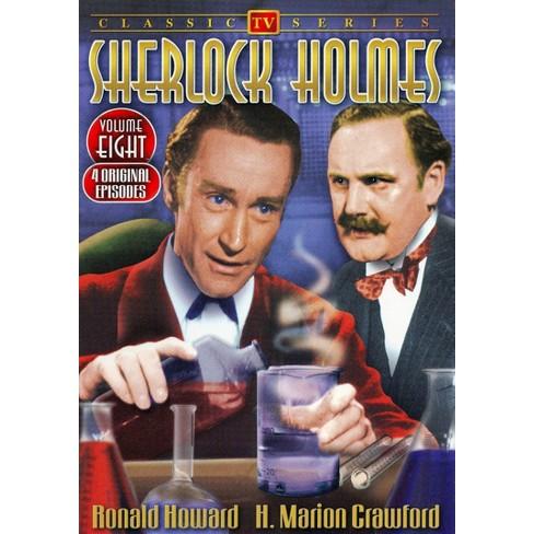 Sherlock Holmes: Volume 8 (DVD) - image 1 of 1