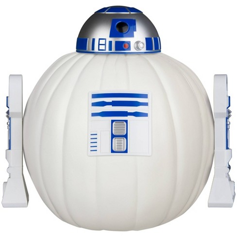 Star Wars R2-D2 6pc Halloween Pumpkin Push-In Decorating Kit - image 1 of 1
