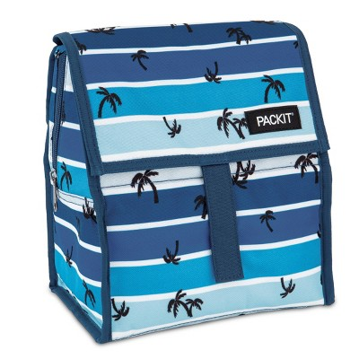 Packit Freezable Lunch Bag - Sunset Palms