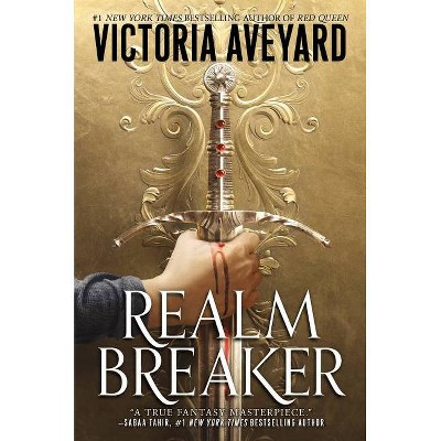 Realm Breaker - by Victoria Aveyard (Hardcover)