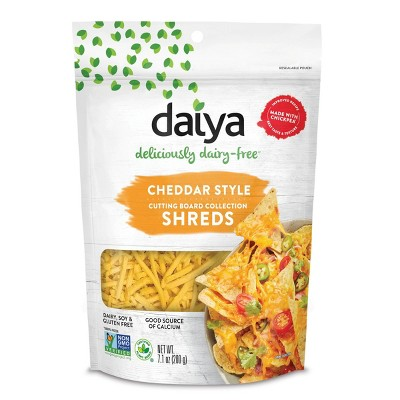 Daiya Dairy-Free Shredded Cheddar Cheese - 7.1oz