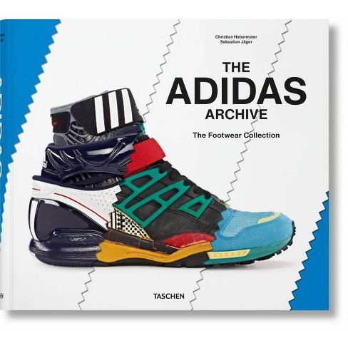 The Adidas Archive. the Footwear Collection - (Hardcover) - image 1 of 1