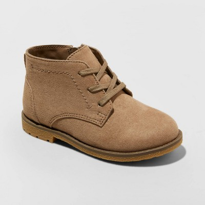 Toddler Boys' Lyndon Chukka boots - Cat & Jack™ Dark Chestnut