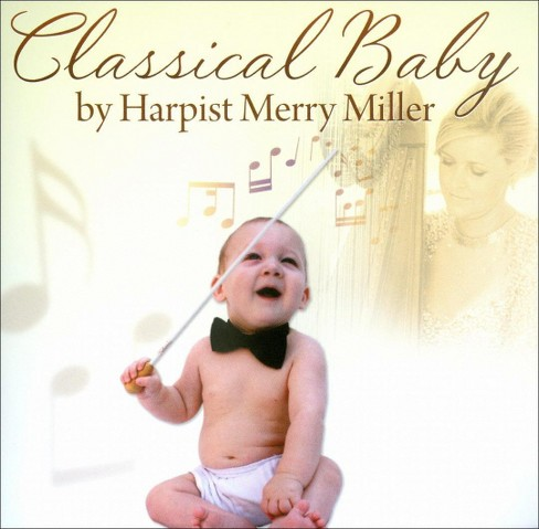 Merry miller - Classical baby (CD) - image 1 of 1