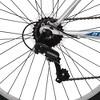 "Huffy Men's Highland 26"" Mountain Bike - Silver/Blue - image 3 of 4"