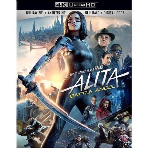 Alita: Battle Angel (4K/UHD) - image 1 of 1