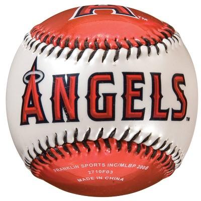 MLB Los Angeles Angels Soft Strike Baseball