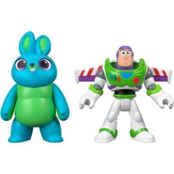 Fisher-Price Imaginext Disney Pixar Toy Story 4 Buzz Lightyear And Bunny