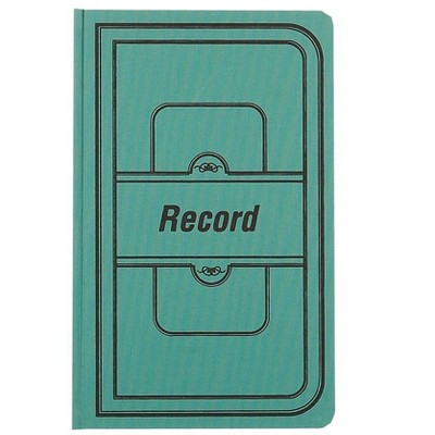 National Brand Tuff Series Record Book 300 A66300R
