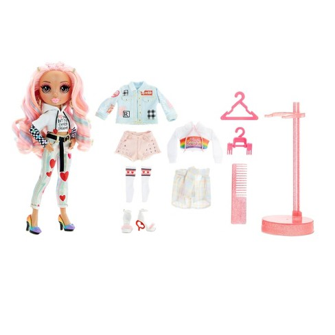 Rainbow High Kia Hart Fashion Doll - image 1 of 4