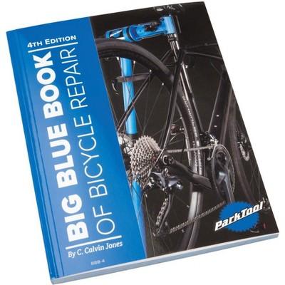 Park Tool BBB-4 Big Blue Book Of Bike Repair