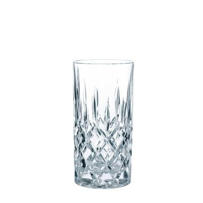 Riedel Vivant Crystal High Ball Glasses 13.2oz - Set of 4