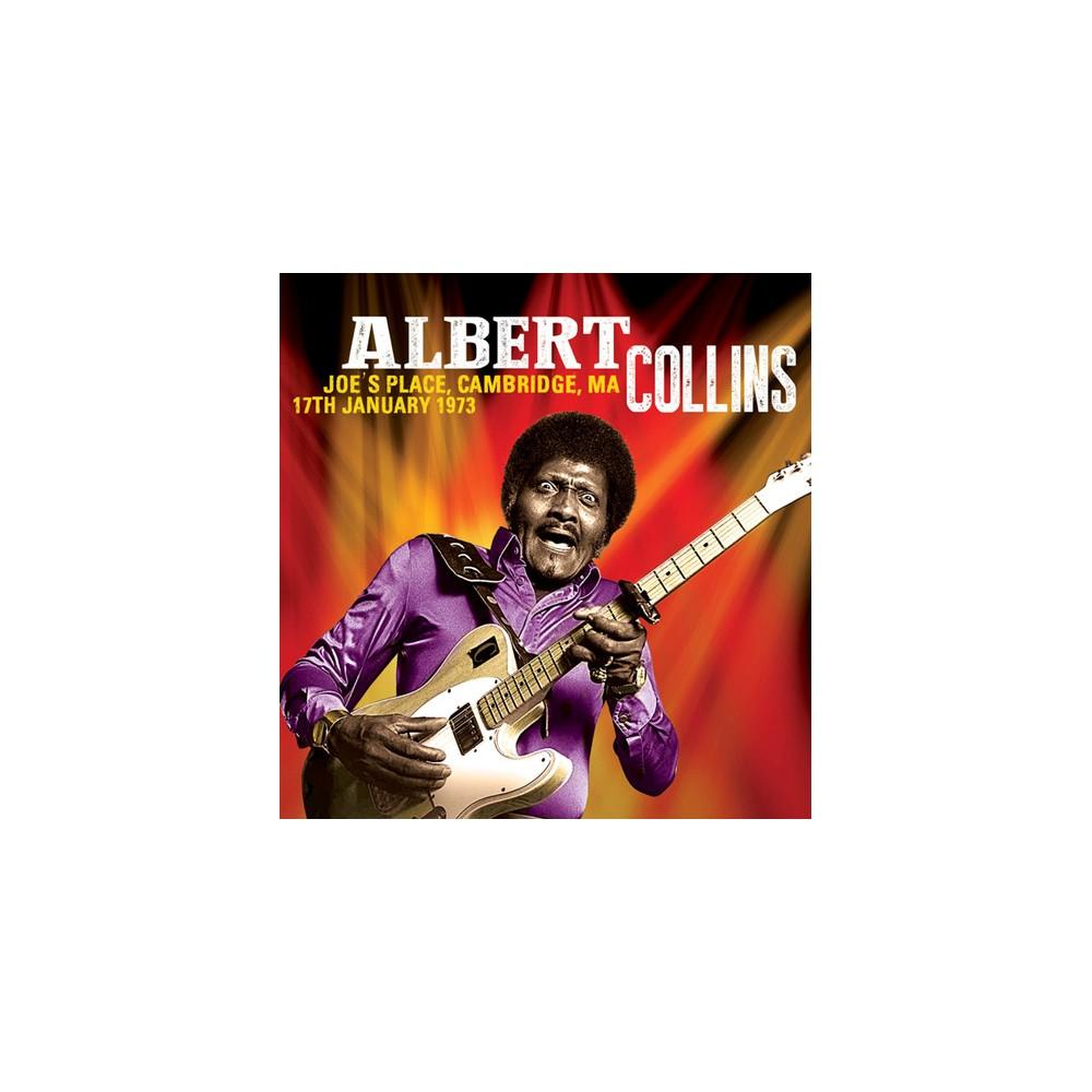Albert Collins - Joe's Place Cambridge Ma 17th January (Vinyl)