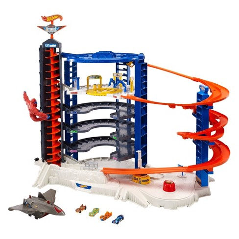 Hot Wheels Super Ultimate Garage Playset Target