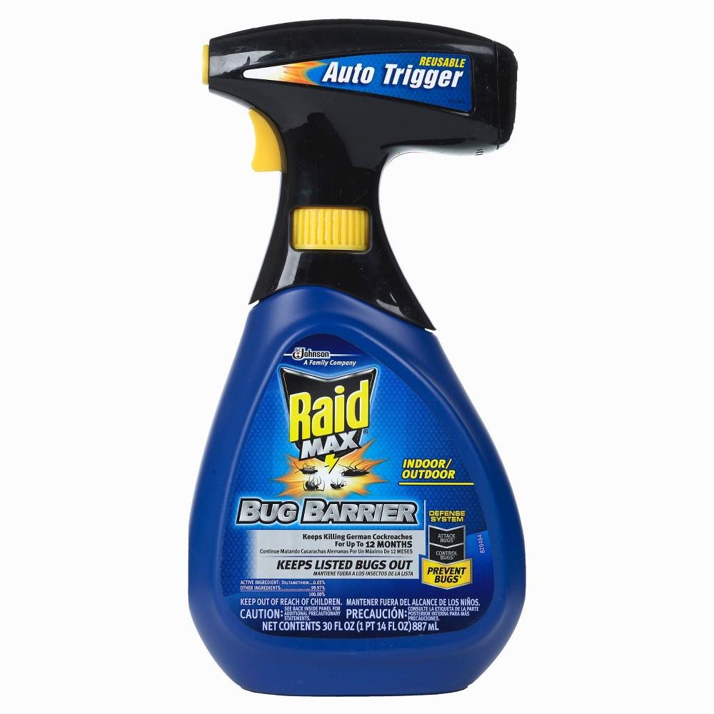 Image of Raid Max Bug Barrier - 30 Fl oz/1ct