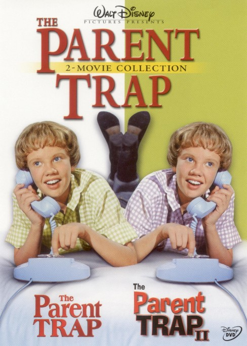 The Parent Trap: 2-Movie Collection [2 Discs] - image 1 of 1