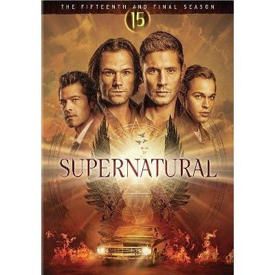 Supernatural: The Complete Fifteenth & Final Season (2021)