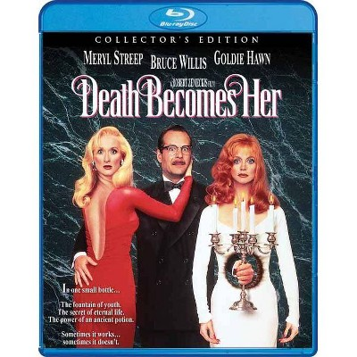 Death Becomes Her (Blu-ray)(2016)