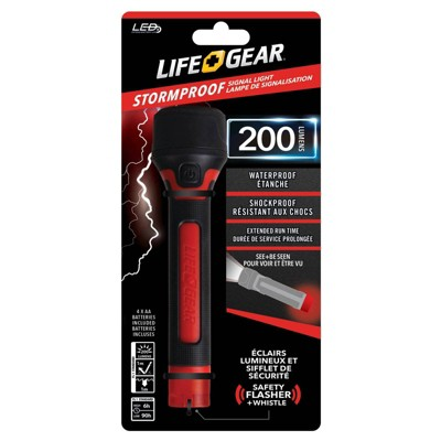 Life+Gear 200 Lumens LED Signal Light