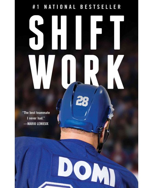 Shift Work (Reprint) (Paperback) (Tie Domi) - image 1 of 1