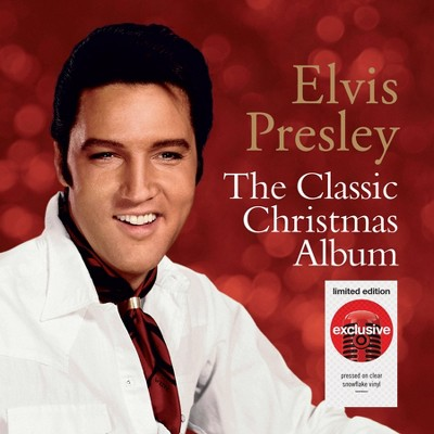 Elvis Presley - The Classic Christmas Collection (Target Exclusive, Vinyl)