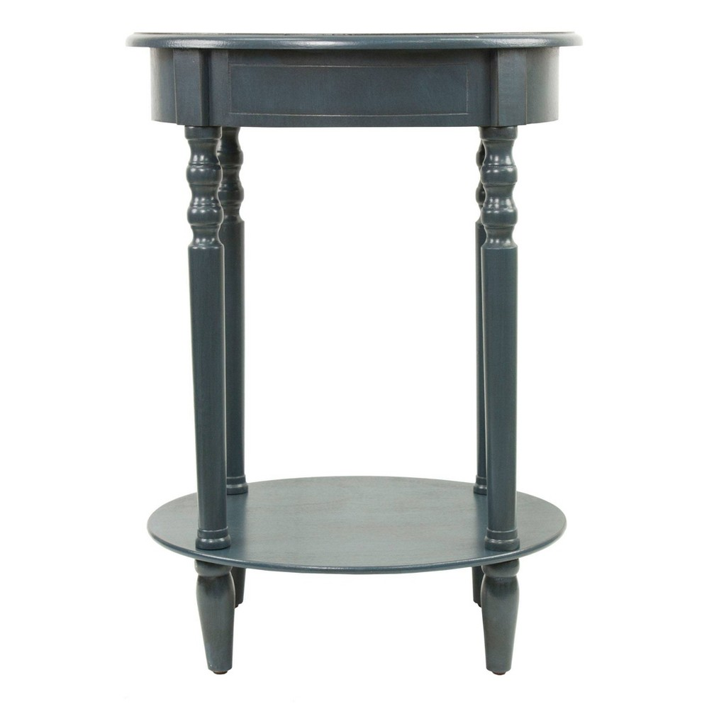 Reviews Simplify Oval Accent Table  - Décor Therapy