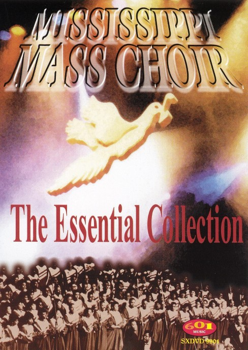 Mississippi mass choir:Essential coll (DVD) - image 1 of 1