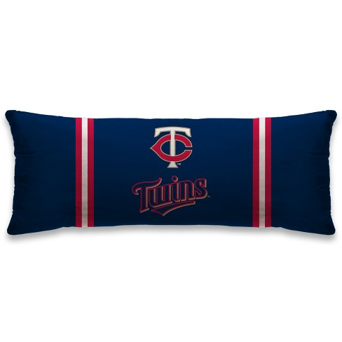 "MLB Minnesota Twins 20""x48"" Body Pillow - image 1 of 1"
