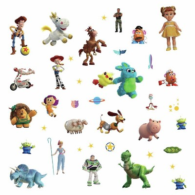 Toy Story 4 Peel and Stick Wall Decals - RoomMates