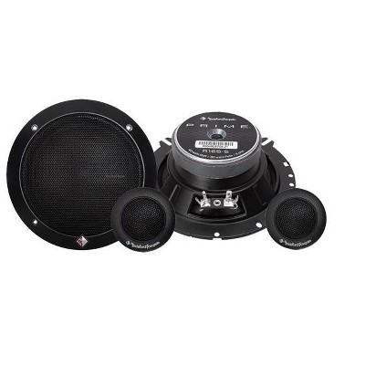 """Rockford Fosgate R165-S 6.5"""" 80W 2-Way Prime Series Car Component System, Pair"""