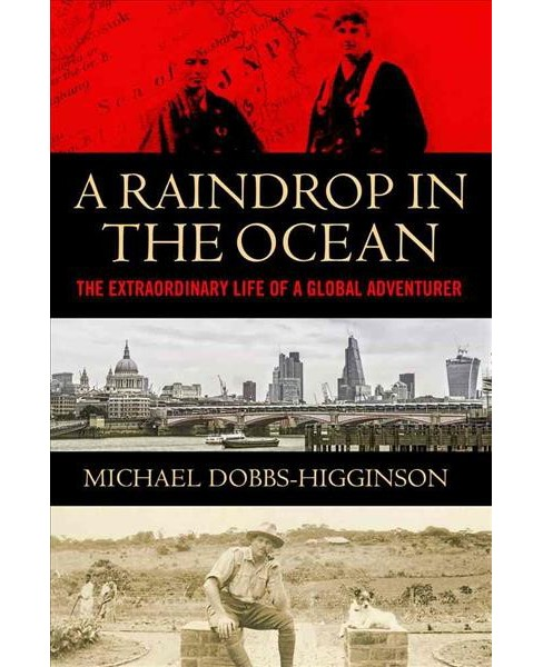 Raindrop in the Ocean : The Extraordinary Life of a Global Adventurer (Hardcover) (Michael - image 1 of 1