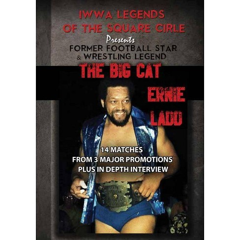 Legends of the Square Circle Presents Ernie Ladd (DVD) - image 1 of 1