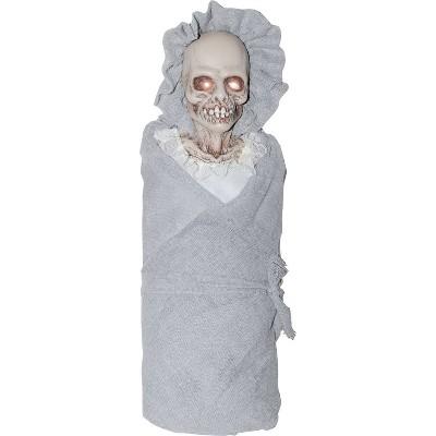 """26"""" Halloween Creepy Baby Prop"""