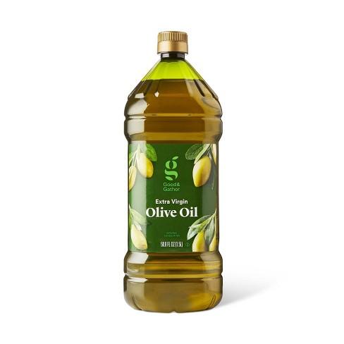 Extra Virgin Olive Oil - 50.8oz - Good & Gather™ - image 1 of 2