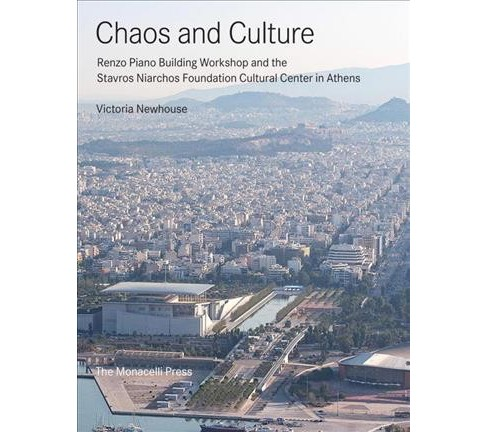 Chaos and Culture : Renzo Piano Building Workshop and the Stavros Niarchos Foundation Cultural Center in - image 1 of 1