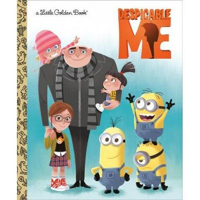 Despicable Me Little Golden Book - by  Arie Kaplan (Hardcover)