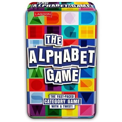 University Games The Alphabet Card Game | 2+ Players