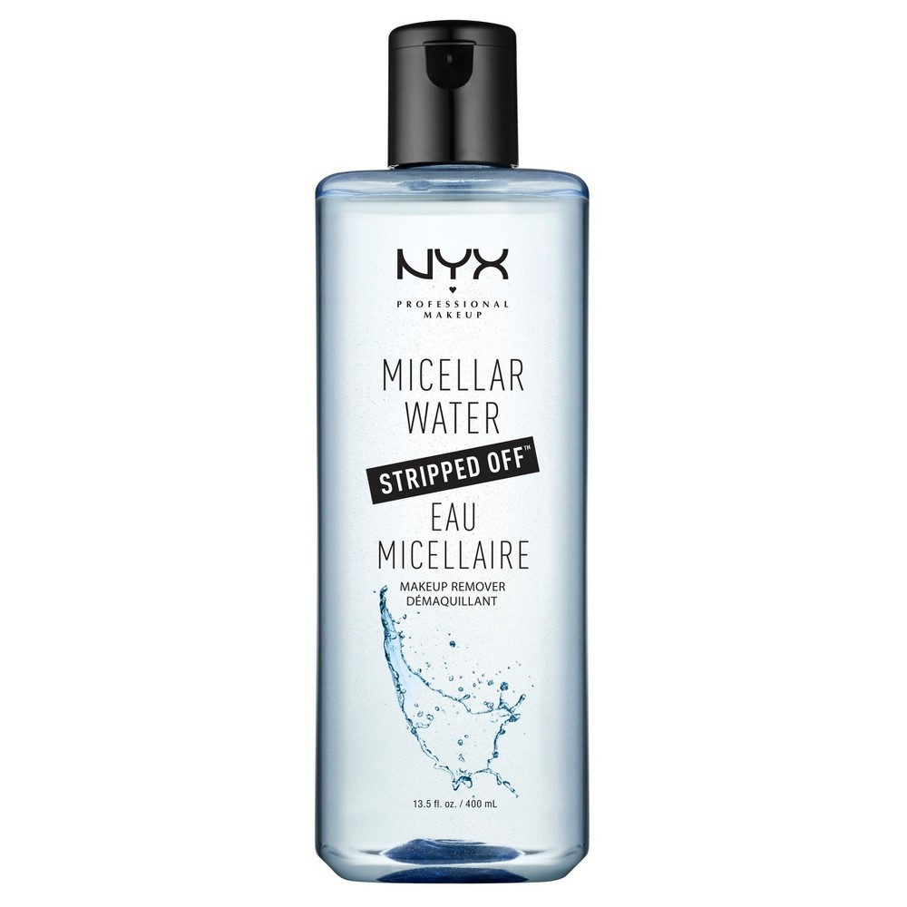 Nyx Professional Makeup Remover Micellar Water - 13.5 fl oz, Clear