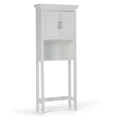 Hayes Space Saver Bath Cabinet White - WyndenHall